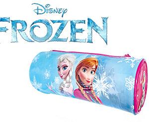 Astuccio Tombolino Portapenne Scuola Frozen