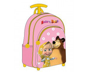 Masha e Orso Zaino Trolley