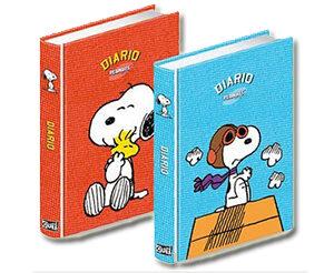 Diario Pocket Snoopy