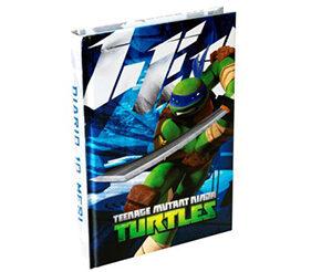 Turtles Diario Giochi Preziosi