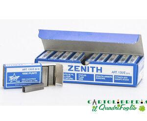 Punti metallici Zenith 6-4 Cf.10