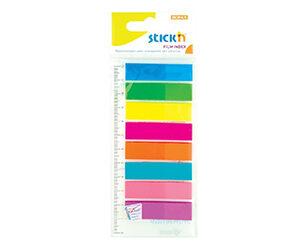 Segnapagina adesivi 8 colorazioni