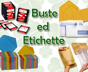 Buste Ed Etichette