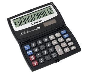 Calcolatrice Canon LS-355TC