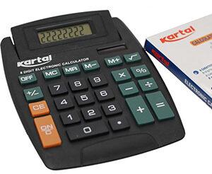 Calcolatrice Kartal da tavolo