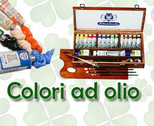 Colori ad Olio