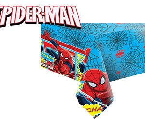 Spiderman Tovaglia Compleanno