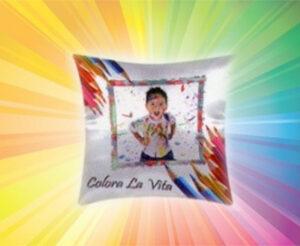 Cuscino Colora la Vita
