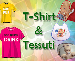 T-Shirt e Tessuti
