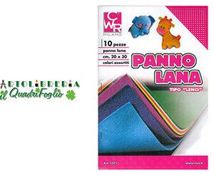 Album Panno Lana tipo Lenci Cf.10