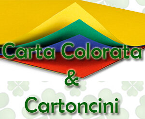 Carta Colorata e Cartoncini