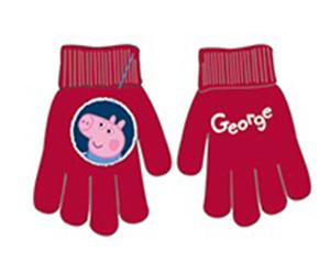 George-Pig-Guanti PHOTOSHOP