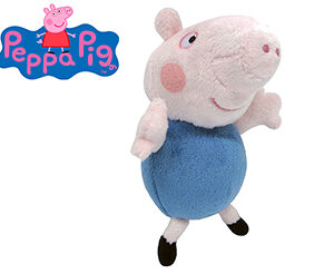 George Pig Peluche