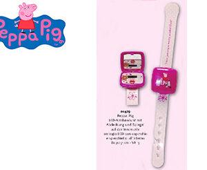 Peppa Pig Orologio LCD