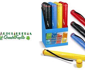 Tubo portadisegni estensibile Color