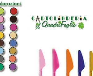 Color Coltelli Monocolore Plastica