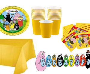 Set Completo Compleanno Barbapapà Festa