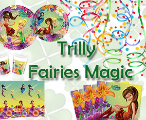 Trilly Fairies Magic