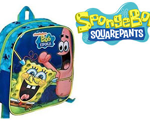 Spongebob Zaino Asilo