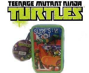 Turtles Astuccio 3 ZIP