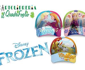 Cappellino Frozen Con Visiera