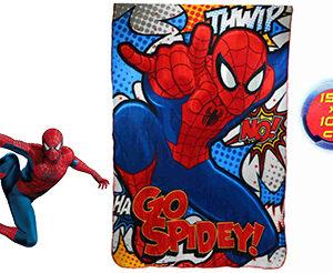 spiderman-plaid-100x150