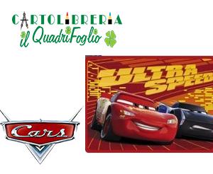 Tovaglietta Americana Cars Ultra Speed