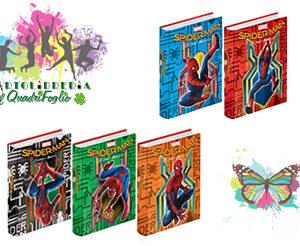 Campagna Scolastica 2017-2018 Spiderman Diario