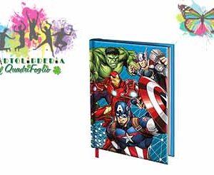 Diario Scuola Marvel Avengers