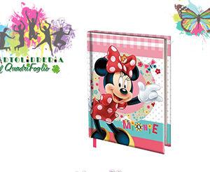 Diario Minnie Mouse Disney Scuola
