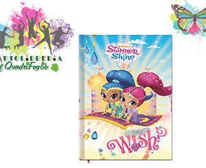 Diario Standard Shimmer and Shine