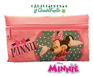 Minnie-Bustina-Portapenne-Portacolori-Scuola