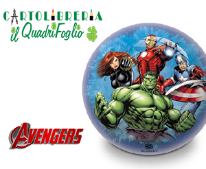 Pallone In Gomma Avengers