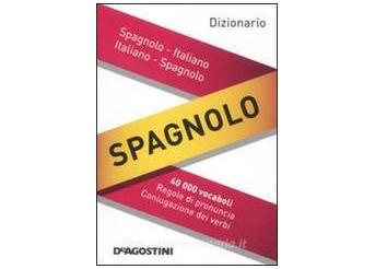 Dizionario Spagnolo Photoshop