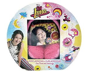 Soy Luna Portamonete-Cuffia