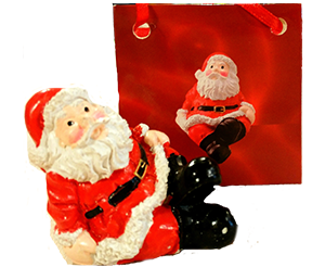 Statuina Babbo Natale