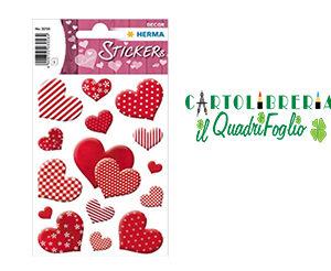 Adesivi Sticker Cuori da decorazioni CF.30