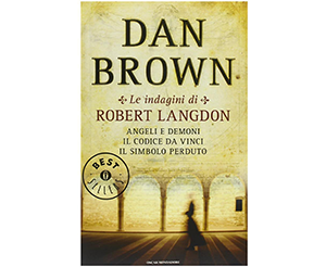Robert Langdon- Dan Brown