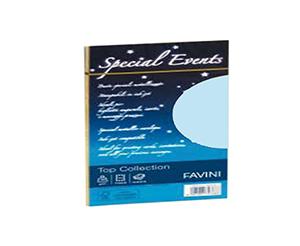 Buste e Biglietti Favini 17x17 Cf.5 Azzurro