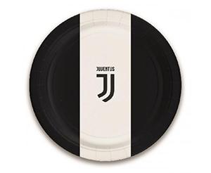 Piatti Grandi Juventus Confezione da 8