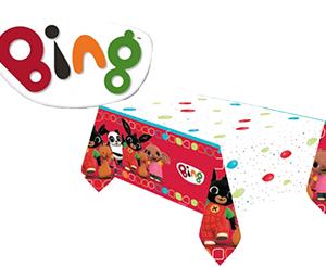 Tovaglia festa Bing cm.120×180