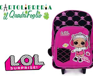 Mini Trolley Scuola Lol Surprise