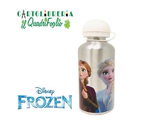 Borraccia-in-Alluminio-Frozen-Elsa-e-Anna