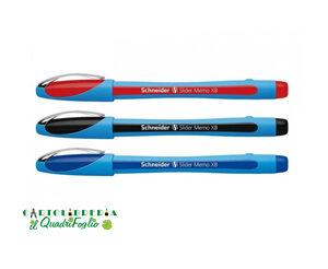 Penna a sfera Schneider Slider Memo XB Cf.10