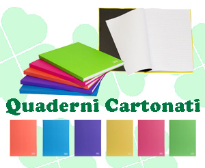 Quaderni Cartonati