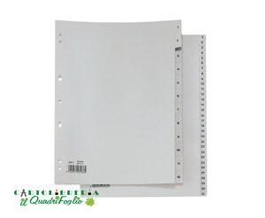 Intercalari Separatori numerici 1-31 in PPL