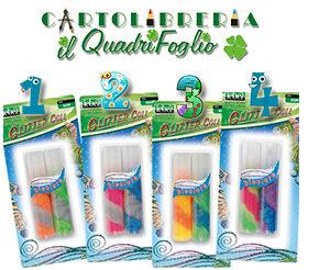 Colla Glitter Bicolore Cf.2