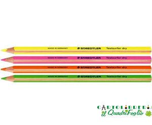 Evidenziatore a matita Staedtler Textsurfer Dry