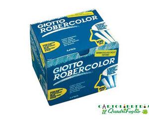Gessetti bianchi Giotto Robercolor Cf.100
