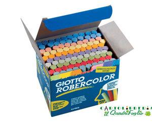 Gessetti colorati Giotto Robercolor Cf.100